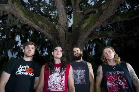 """New Baroness – """"Swollen And Halo"""""""
