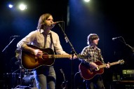 Ben Gibbard & Jay Farrar @ The El Rey Theatre & KCRW Studio, Los Angeles 10/23/09