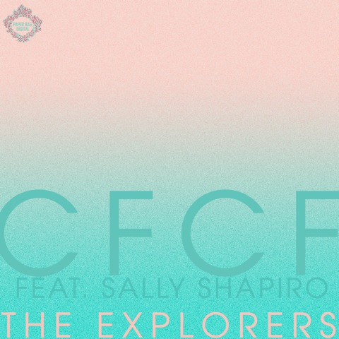 "New CFCF – ""The Explorers (Remix Feat. Sally Shapiro)"""