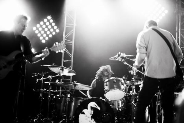 Them Crooked Vultures @ Stubb's, Austin 10/1/09