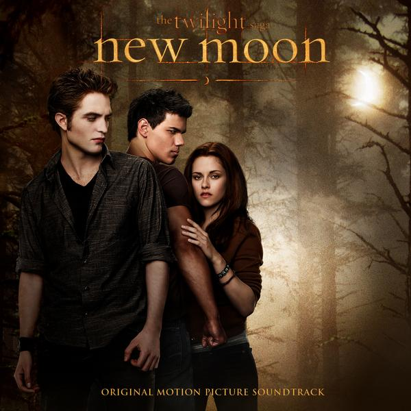 ZOMG <em>New Moon</em> Soundtrack Leaked
