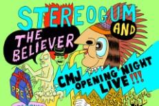 Stereogum CMJ Opening Night Live '09