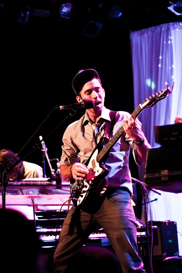 Sufjan Steves/Cryptacize @ Music Hall of Williamsburg, Brooklyn 10/6/09 28