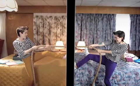 "New Tegan & Sara Video – ""Hell"""