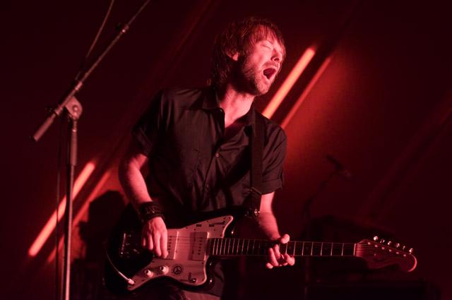 Thom Yorke @ Orpheum, Los Angeles 10/5/09