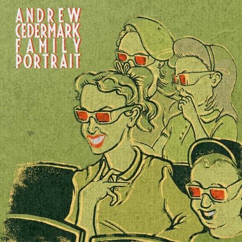 """New Andrew Cedermark – """"Hard Livin'"""""""