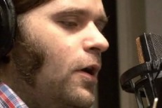 """Ben Gibbard Plays """"Meet Me On The Equinox"""" Solo For KROQ"""
