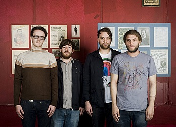 "New Frightened Rabbit – ""Living In Colour"" & ""Nothing Like You"" (Live On BBC6)"