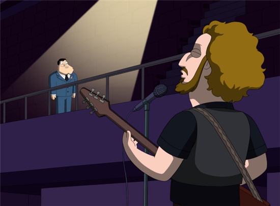 My Morning Jacket Animated By American Dad - Stereogum