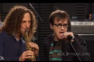 This Weezer & Kenny G Video Is Your Daddy