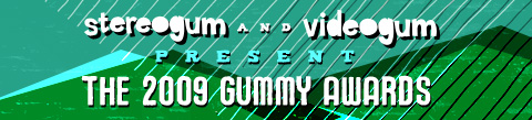 Winners Of The 2009 Gummy Awards!