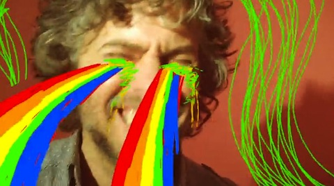 Flaming Lips&#8217; <em>Dark Side Of The Moon</em> Out Tuesday