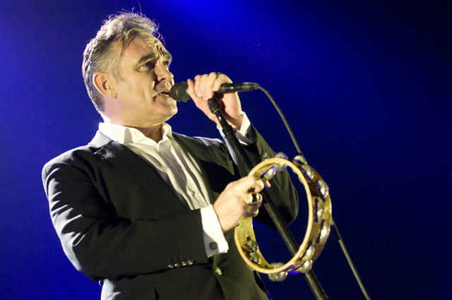 Morrissey @ The Hard Rock Hotel, Las Vegas 12/4/09
