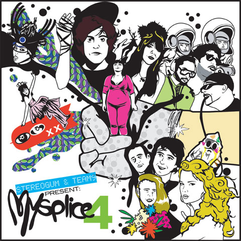 Stereogum & team9 Present… MySplice 4: 2009 Mashed Up