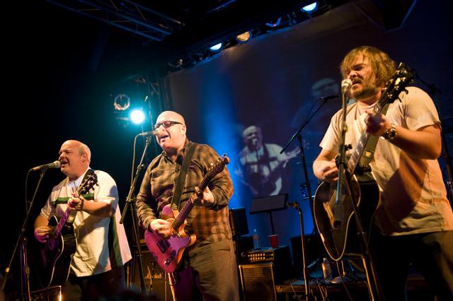 Pixies With Weird Al, Flea, Tenacious D @ Echoplex, LA 12/8/09