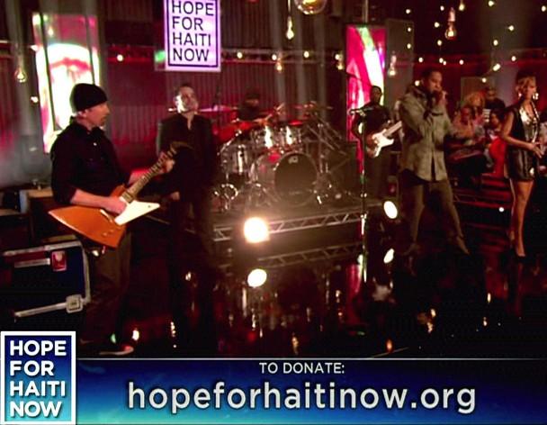 """Hope For Haiti Now, Buy """"Stranded (Haiti Mon Amour)"""""""