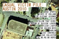 Gerard Cosloy&#8217;s Austin, TX Comp <em>Casual Victim Pile</em> Is Pretty Great