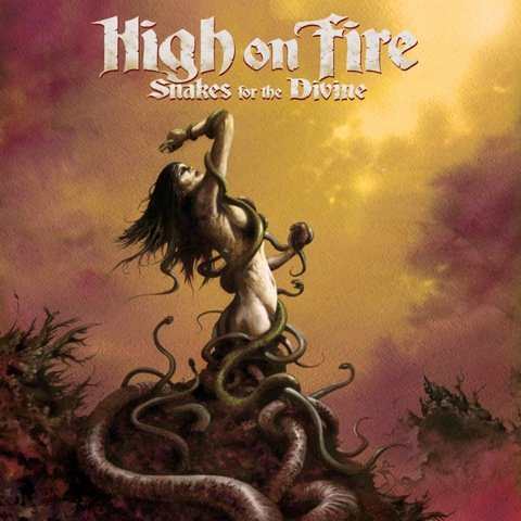 """New High On Fire – """"Frost Hammer"""" (Stereogum Premiere)"""