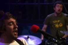 "Japandroids Bring Their ""Wet Hair"" To Fallon"