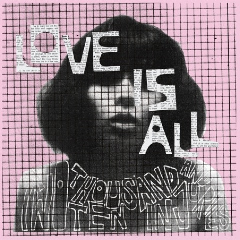"""New Love Is All – """"Kungen"""""""