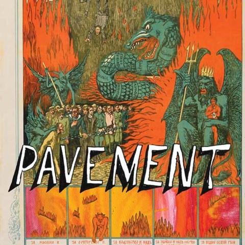 Pavement - Quarantine The Past