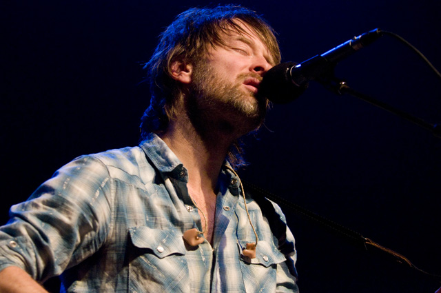 Radiohead @ The Music Box At Henry Fonda Theater, Los Angeles 1/24/10 1