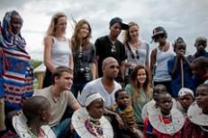 Santigold, Lupe Fiasco, Jessica Biel Climb Kilimanjaro