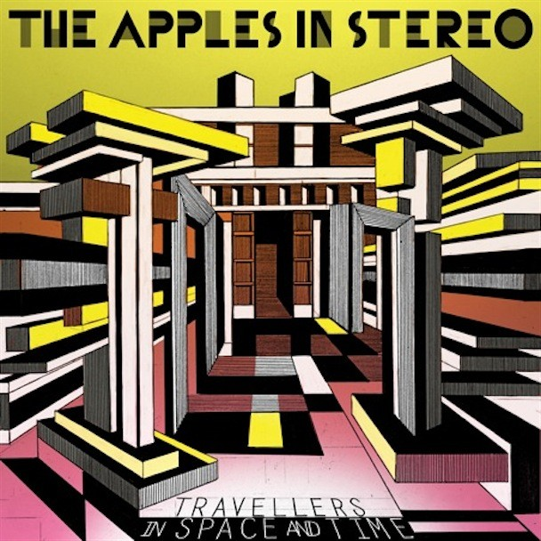 Apples In Stereo Travellers In Space and Time