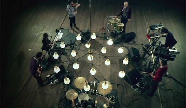 "Efterklang - ""I Was Playing Drums"" Video"