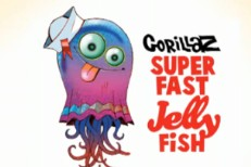 "Gorillaz - ""Superfast Jellyfish"""