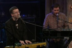 "Hot Chip Have A ""One Life Stand"" With Fallon"