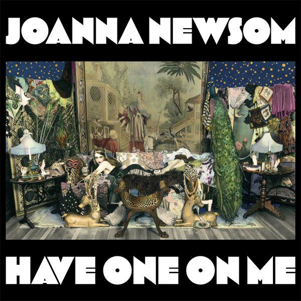 Joanna Newsom <em>Have One On Me</em> Cover Art