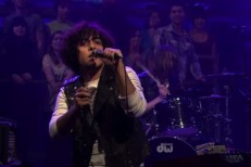 """Neon Indian's """"Terminally Chill"""" Inspired A Full-On Fallon Geek-Out Last Night"""