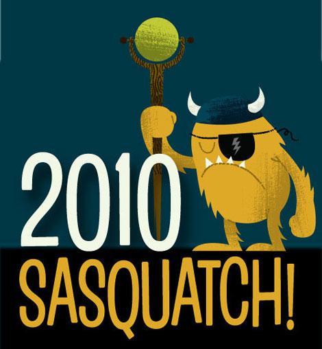 Sasquatch! Lineup 2010
