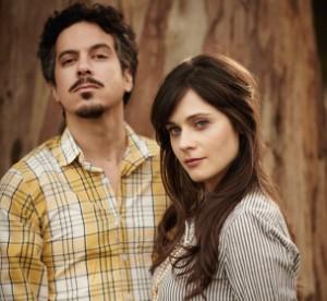 She & Him Press Photo 2010