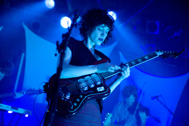 St. Vincent @ The Belly Up, Solana Beach 2/10/10 33
