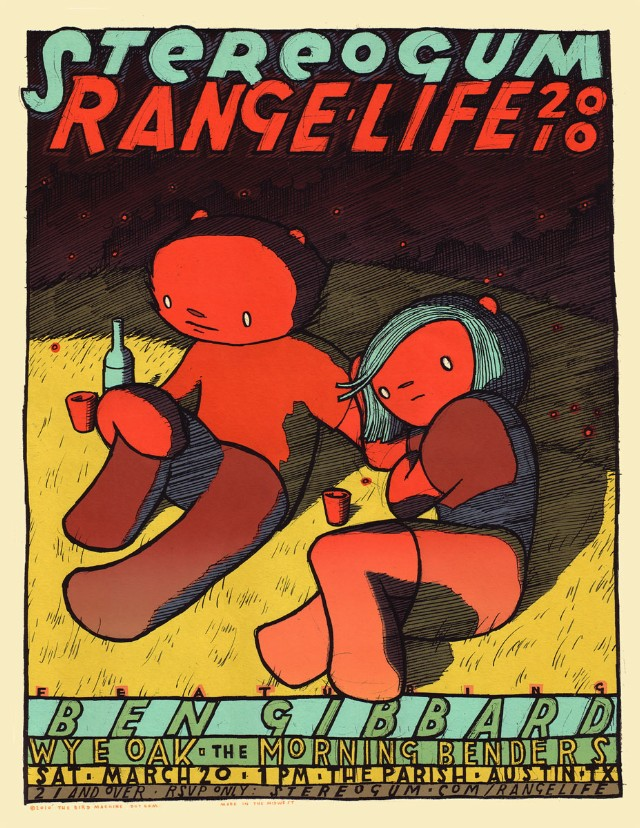 Stereogum Range Life 2010