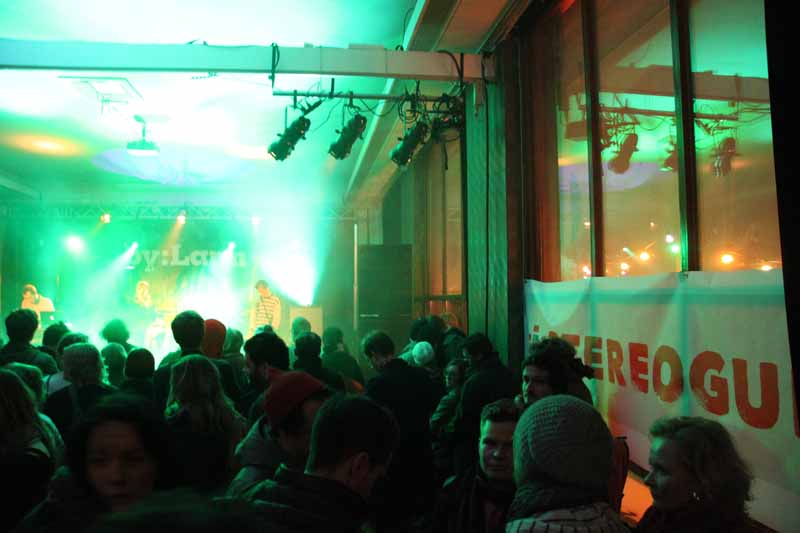 Stereogum v by:Larm 2010 Pt. 2: Stratos Show, More Snow 3