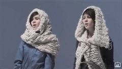 "Tegan & Sara – ""Alligator"" Video"