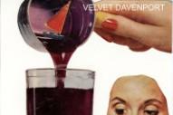 """Velvet Davenport – """"Run"""" (Feat. Ariel Pink & Gary War)"""