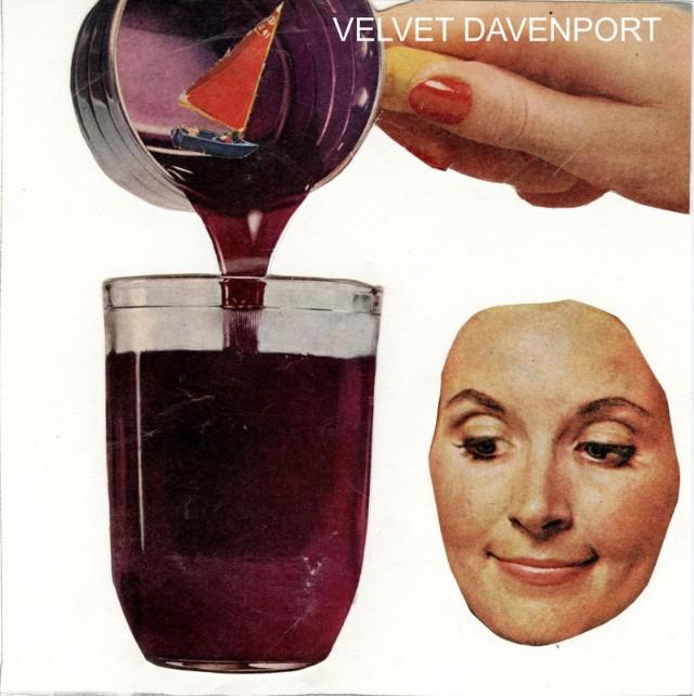"""Velvet Davenport 7"""""""