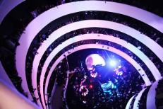 Animal Collective &#038; Danny Perez&#8217;s <em>Transverse Temporal Gyrus</em> @ Guggenheim Museum, NYC 3/4/10