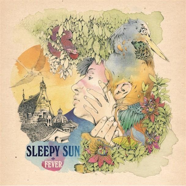 Sleepy Sun - Fever Cover Art