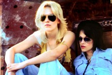 Dakota Fanning Kristen Stewart Runaways Movie Still