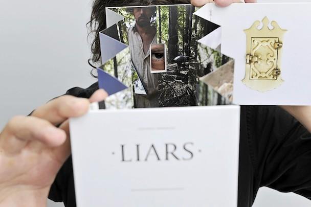 """Liars - """"The Overachievers"""" (Devendra Banhart Redo)"""