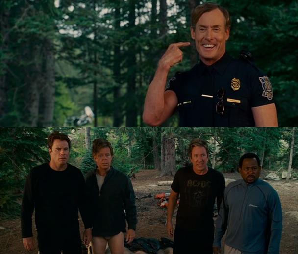 Cop gay wild