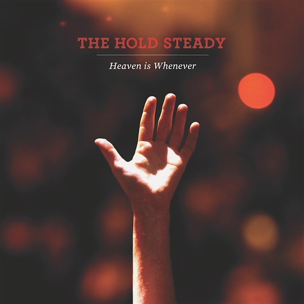 The Hold Seady - Heaven Is Whenever Album Art