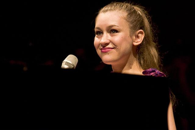 Joanna Newsom/Bowerbirds @ Calvin College, Grand Rapids 3/12/10