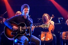 Noel Gallagher @ Teenage Cancer Trust 2010