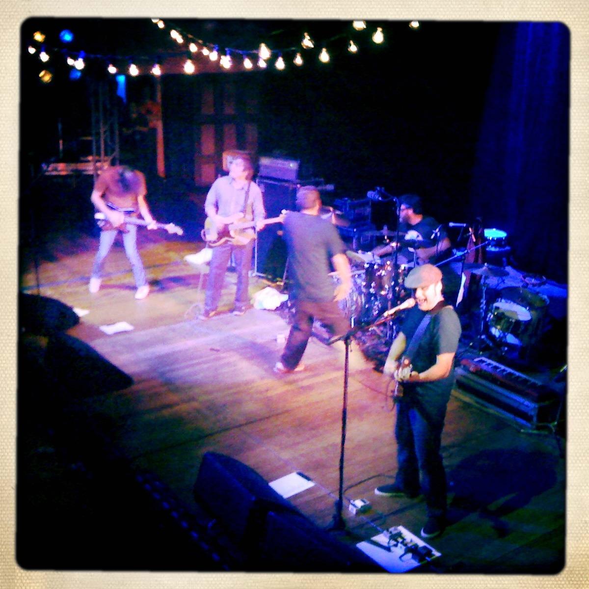 Pavement 2010 Reunion Begins